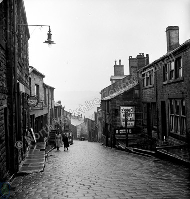 Haworth, Main Street